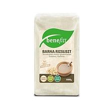BENEFITT barna rizsliszt 1000g, Gluténmentes