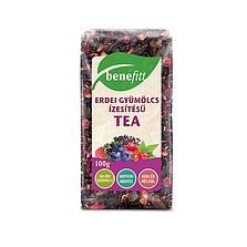 BENEFITT Erdei gyümölcs tea 100g