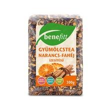 BENEFITT gyümölcstea narancs-fahéj ízesítésű 300g