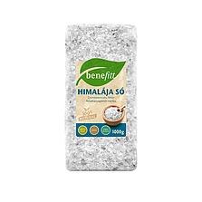 BENEFITT Himalája só fehér durvaszemcsés 1000g