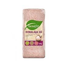 BENEFITT Himalája só rózsaszín finomszemcsés 500g