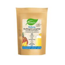 BENEFITT REFORM Kollagén peptid ananász ízű italpor C-vitaminnal, édesítőszerrel