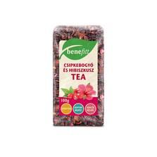BENEFITT Tea Csipkebogyó és Hibiszkusz 100g